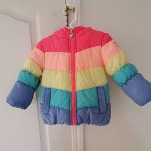 Oshkosh 18 mo winter coat